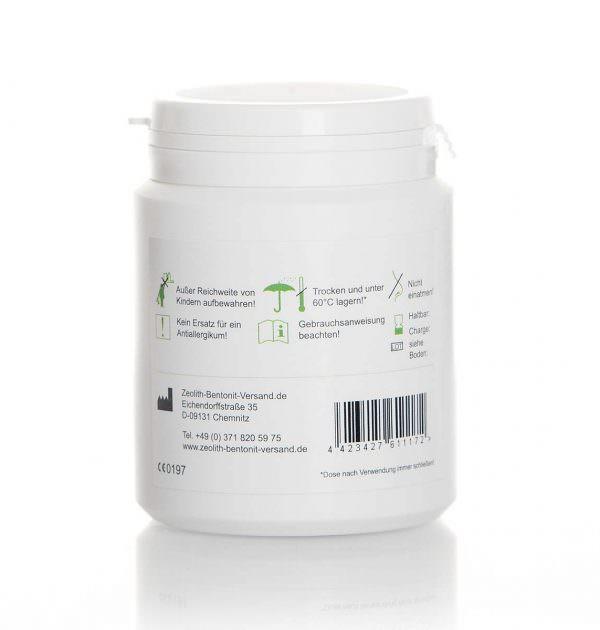 Ζεόλιθος MED® detox πολύ λεπτή πούδρα έως 10 μικρά - 120 γραμμάρια