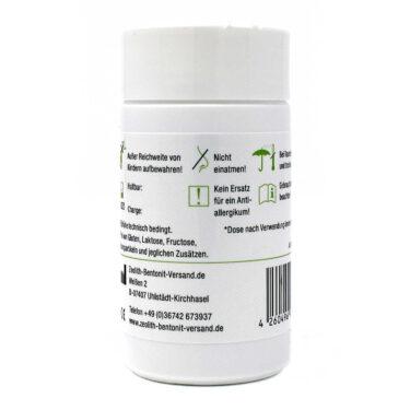 Ζεόλιθος MED® εξωτερικής χρήσης - 40 γραμμάρια - Φυσική αποτοξίνωση και καθαρισμός της επιδερμίδας