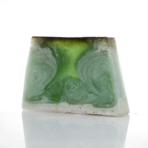 Σαπούνι με ζεόλιθο MED®, φύκια Kelp και γάλα κατσίκας - Αντιφλεγμονώδες και ενυδατικό - Κατά της κυτταρίτιδας