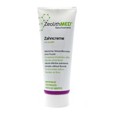 Oδοντόκρεμα με ζεόλιθο MED® - χωρίς φθόριο - 75 ml