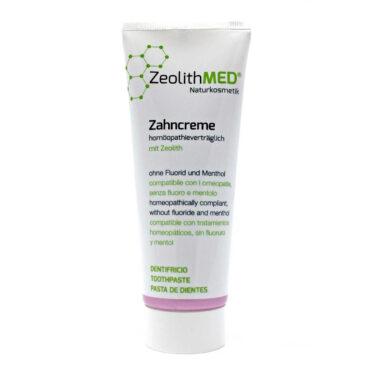 Oδοντόκρεμα ομοιοπαθητικής με ζεόλιθο MED® - χωρίς φθόριο - 75 ml