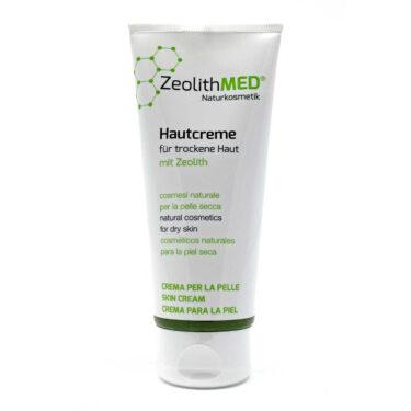 Κρέμα ανάπλασης για ξηρό δέρμα με ζεόλιθο MED® - Φυσική φροντίδα - Χωρίς σιλικόνη - Χωρίς parabens - Χωρίς φοινικέλαιο - 100ml