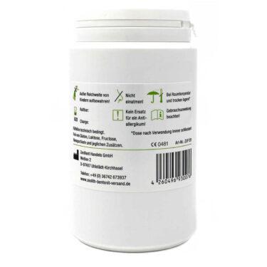 Ζεόλιθος MED® detox εξαιρετικά λεπτή πούδρα έως 10 μικρά - 120 γραμμάρια