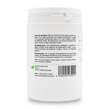 Ζεόλιθος MED® detox πολύ λεπτή πούδρα - 27 μικρά - 700 γραμμάρια