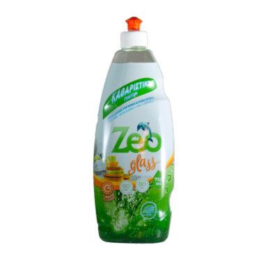 ZeoGlass - Υγρό απορρυπαντικό για πιάτα και λοιπά σκεύη - 750ml
