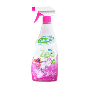 ZeoTex - Καθαριστικό για χαλιά, μοκέτες και ταπετσαρίες επίπλων - 750ml