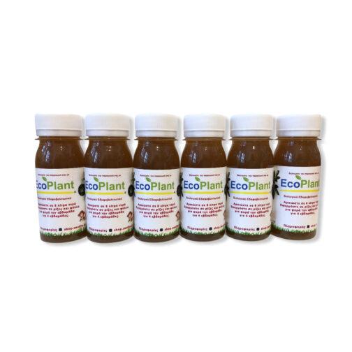 4 τεμάχια EcoPlant® των 60 ml + 2 δώρο! – 19,90€ μαζί με τα μεταφορικά κόστη