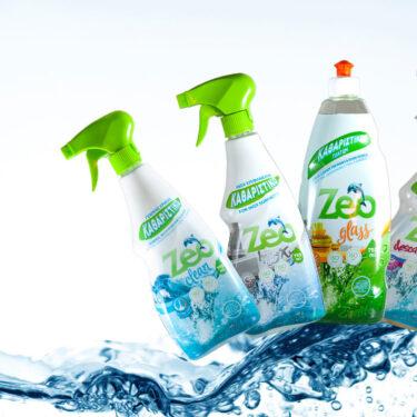 Απορρυπαντικά και καθαριστικά