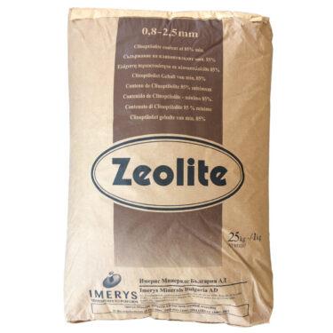 Ζεόλιθος από 0,8 έως 2,5 χιλιοστά - Λεπτό χαλίκι, ιδανικό για ενσωμάτωση σε καλλιέργειες μικρής κλίμακας - 25 κιλά