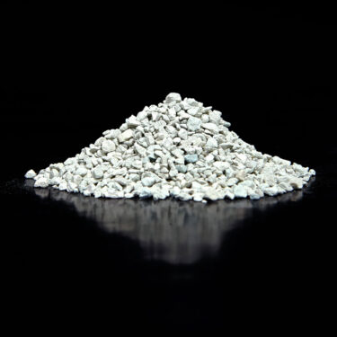 Ζεόλιθος από 2,5 έως 5 χιλιοστά - Xαλίκι, ιδανικό για ενσωμάτωση σε καλλιέργειες μεγάλης κλίμακας - 25 κιλά