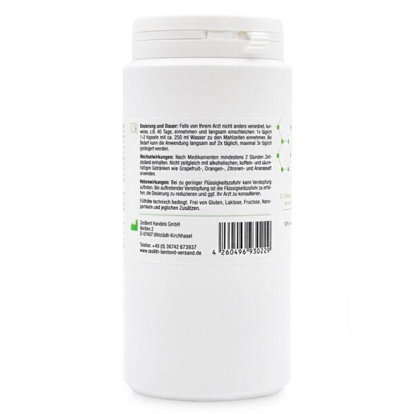 Μπεντονίτης MED® detox - Κάψουλες 700 mg - 200 τεμάχια