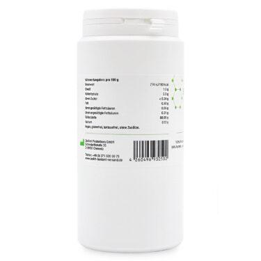 Πίτουρο από Ινδικό βιολογικό Ψύλλιο - Κάψουλες - 200 τεμάχια - Φυσικός καθαρισμός του πεπτικού συστήματος