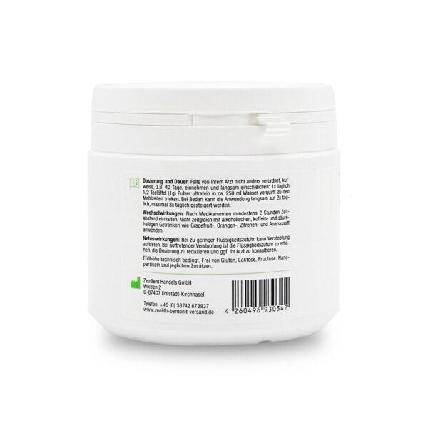 Ζεόλιθος MED® και Μπεντονίτης MED® μίγμα - εξαιρετικά λεπτή πούδρα έως 10 μικρά – 210 γραμμάρια