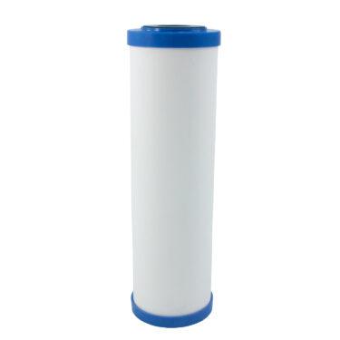 "CeraMetix® Imperial OBE SP 10"" - Φίλτρο νερού ενεργού άνθρακα 0,2μm με Κεραμικό, μείωση αλάτων, Nanosilver, AquaMetix® και Ζεόλιθο"